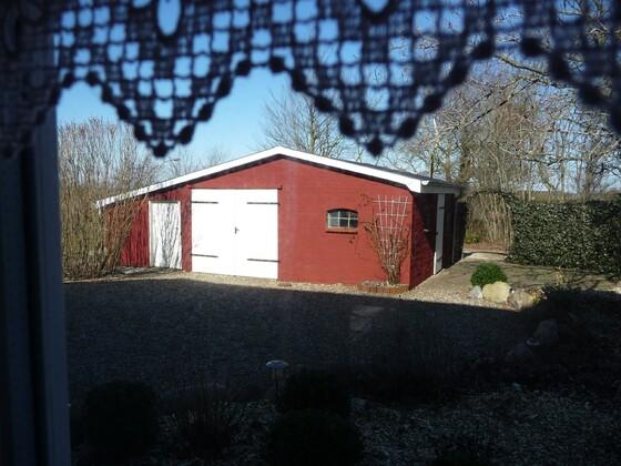 4 Gartenhaus renoviert