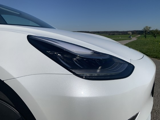 Tesla M3 LR AWD