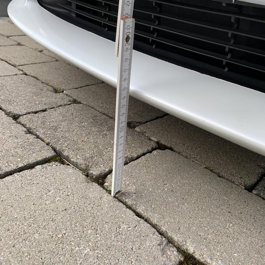 Tesla Model 3 LR AWD KW Gewindefahrwerk Abstände