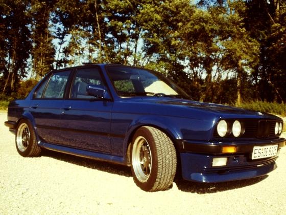 Manfreds coole Kisten - BMW