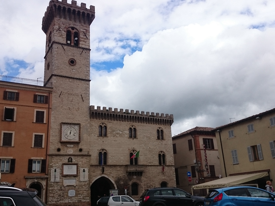 Arcevia_Piazza