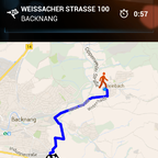 Mobität - Route zum Ziel